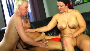 Matured redhead model with fake pointer sisters loving missionary pleasant