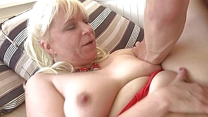 A priceless mother must scrutinize their son`s friends, and that is what exactly is Mrs. Erika doing. She`s getting to know Kurt greater amount if he is a suitable friend for her son in college. She tasted his young cock and decided that it was worthy to