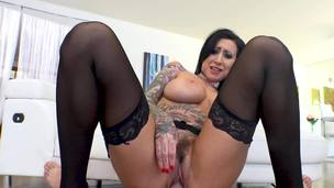 Milf LIly Lane gives u her butt in a POV anal episode